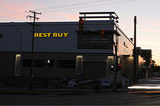Uptown's Best Buy - pic by Corey Burger